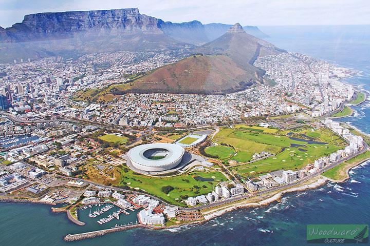 Ciudad del Cabo Sudáfrica - Cape Town - Clima Temperatura